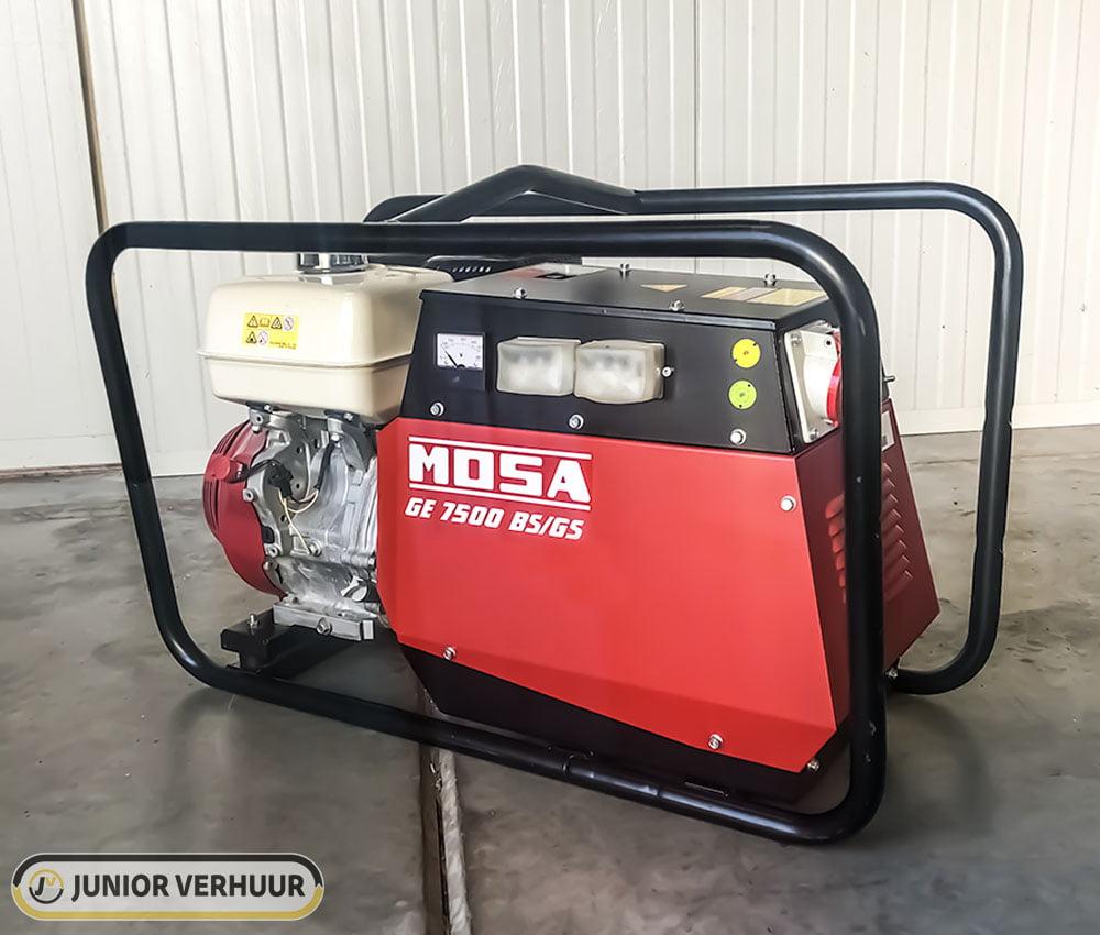 Professionele MOSA GE 750 B5 G5 aggregaat Junior Verhuur